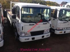 Hyundai HD120. Бортовой грузовик, 5 890 куб. см., 5 500 кг.