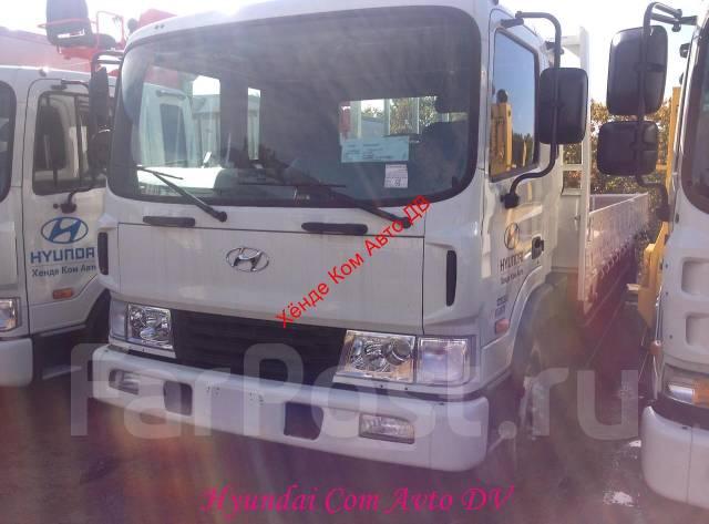 Hyundai HD120. Бортовой грузовик, 5 890куб. см., 5 500кг.