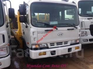 Hyundai HD120. Абсолютно новый Эвакуатор от официального дилера, 7 545 куб. см., 5 100 кг.