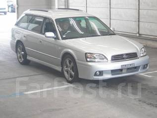 Subaru Legacy. BHE021740, EZ30