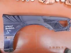 Продам крыло переднее правое на ниссан блюберд u-12