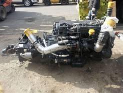 Двигатель в сборе. Hyundai Global 900 Двигатели: C6GB, C6GA, D6GB, D6GA