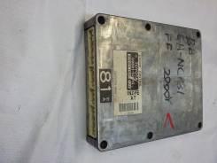 Блок управления двс. Toyota bB, NCP31 Двигатель 1NZFE