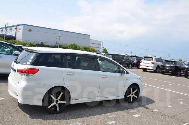 NEW! ZP6 5x100 R18 8J ET38 Prius Imprezza Wish Alion Premio. 8.0x18, 5x100.00, ET38, ЦО 73,1мм.