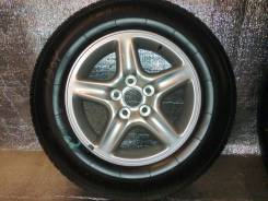 Колеса комплект литье R16 и Резина новое! Харриер R16! 215/70/16!. 6.5x16 5x114.30 ET35
