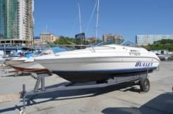 Searay. Год: 1993 год, длина 6,00м., двигатель подвесной, 140,00л.с., бензин
