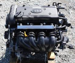 Двигатель. Hyundai Avante, HD Hyundai Solaris Kia Forte Kia Cerato Двигатель G4FC