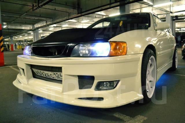 Капот. Toyota Chaser, GX100, JZX100, SX100, LX100 Двигатели: 1GFE, 1JZGTE, 4SFE, 2LTE, 1JZGE