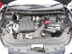 Коллектор выпускной. Nissan Wingroad, Y12 Двигатель HR15DE