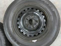 Steel Wheels. 5.5x15, 5x114.30