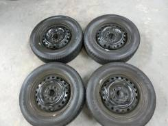 "Steel Wheels. 5.5x15"", 5x114.30"