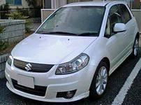Генератор. Suzuki SX4, YA11S Двигатель M15A