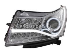 Фара. Audi R8 Chevrolet Cruze