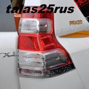 Накладка на стоп-сигнал. Toyota Land Cruiser Prado, GDJ150W, GRJ150L, GDJ151W, KDJ150L, GRJ150W, GRJ151W, TRJ150W