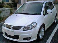 Стоп-сигнал. Suzuki SX4, YA11S Двигатель M15A