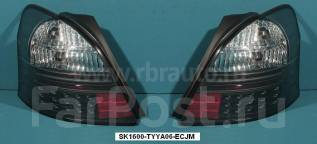 Стоп-сигнал. Toyota Yaris, KSP90, NCP90, NLP90, NSP90, SCP90, ZSP90 Toyota Vitz, KSP90, SCP90