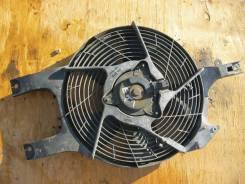 Вентилятор радиатора кондиционера. Nissan Elgrand, E51 Двигатель VQ35DE