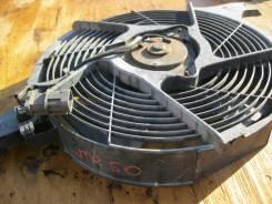 Вентилятор радиатора кондиционера. Nissan Terrano, TR50 Двигатель ZD30DDTI