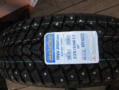 Maxtrek Trek M900. Зимние, шипованные, 2014 год, без износа, 4 шт