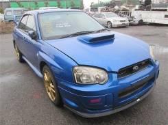 Рамка радиатора. Subaru Impreza WRX STI, GDB, GD Двигатель EJ20