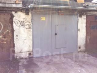 Гаражи капитальные. улица Калинина 14, р-н Чуркин, 30 кв.м., электричество. Вид снаружи