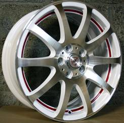 NZ Wheels. 6.5x16, 5x114.30, ET40, ЦО 66,1мм. Под заказ