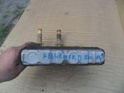 Радиатор отопителя. Nissan Bluebird, EU14 Двигатель SR18DE