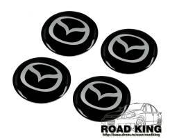 Наклейка. Mazda