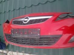Бампер. Opel Astra, PE6D Двигатель A16XER