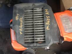 Интеркулер. Suzuki Wagon R Suzuki Wagon R Plus, MA63S Двигатель K10A