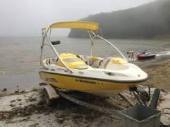 BRP Sea-Doo. Год: 2005 год, двигатель стационарный, 155,00л.с., бензин