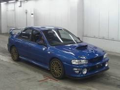 Рамка радиатора. Subaru Impreza WRX STI, GC8, GF8