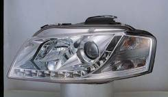 Корректор фар. Audi A3