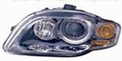 Ауди AUDI A4 ФАРА ЛЕВ (Ксенон) Линзован С РЕГ. Мотор 05-06