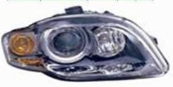 Фара AUDI A4 ФАРА ПРАВ (Ксенон) Линзован С РЕГ. Мотор 05-06