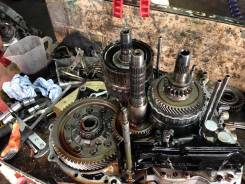 Автоматическая коробка переключения передач. Honda Odyssey, RA6