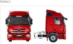 Кабина. Mercedes-Benz