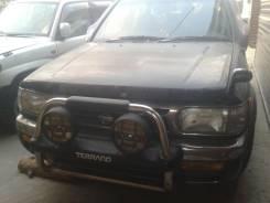 Nissan Terrano. R50, TD27