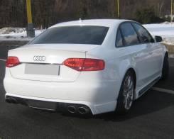 Спойлер на заднее стекло. Audi A4, 8K5/B8, 8K2/B8