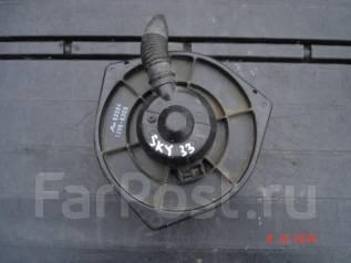 Мотор печки. Nissan Skyline, ECR33 Двигатель RB25DET