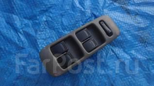 Блок управления стеклоподъемниками. Suzuki Wagon R