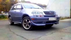 Обвес кузова аэродинамический. Lexus RX300