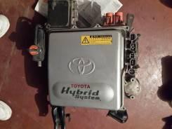 Продам инвертор на Toyota Prius кузов NHW10, двигатель 1NZ-FXE. Toyota Prius, NHW10 Двигатель 1NZFXE
