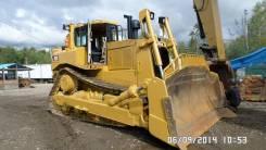 Caterpillar D8. Продам бульдозер CAT D8R 2010года, 14 600 куб. см., 37 700,00кг.