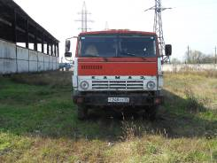 Камаз 54112. Камаз-54112 седельный тягач с п/прицепом борт. ОДАЗ-9370, 10 850 куб. см., 1 000 кг.