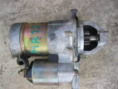 Стартер. Nissan Tiida, JC11 Двигатель MR18DE