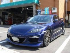 "Бампер ""AutoExe"" Рестайл! в Дорестайл Mazda RX-8. RX8. SE3P. 03-2007г."