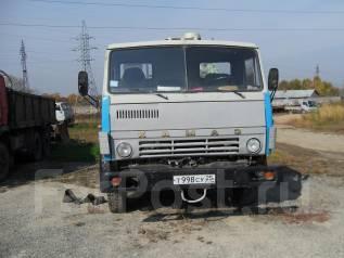Камаз 5410. КамАЗ-5410 седельный тягач, 10 850 куб. см., 7 850 кг.
