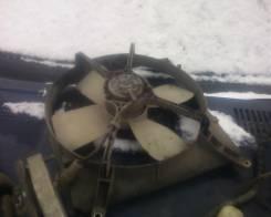 Вентилятор охлаждения радиатора. Toyota Corolla, 909195