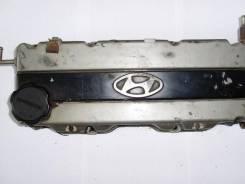 Крышка головки блока цилиндров. Hyundai Sonata, Y3, YF Двигатели: G4CP, G4CS